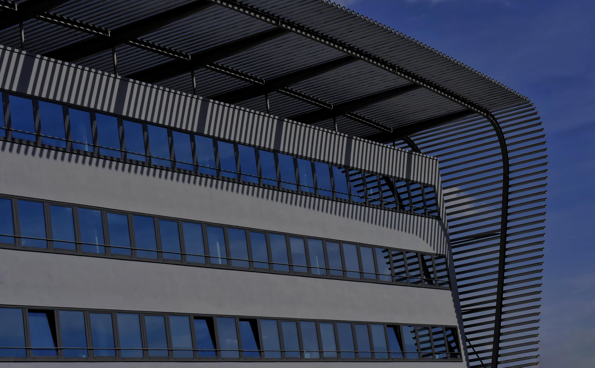 Architekt Paul Michel aus Frankfurt Header
