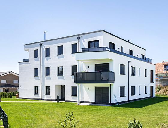 Bauprojekt Allgäu von Architekturbüro Michel - Frankfurt