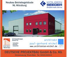 Betriebsgebäude Würzuburg
