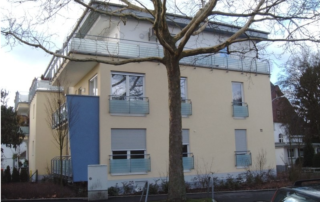Mehrfamilienwohnhaus Wiesbaden