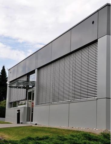 Architekturbüro für Bürogebäude Frankfurt