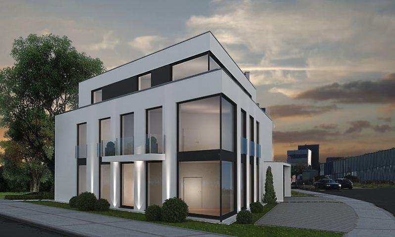 Wohn- und Geschäftsgebäude Idstein