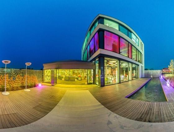 Event- und Bürogebäude Eppstein